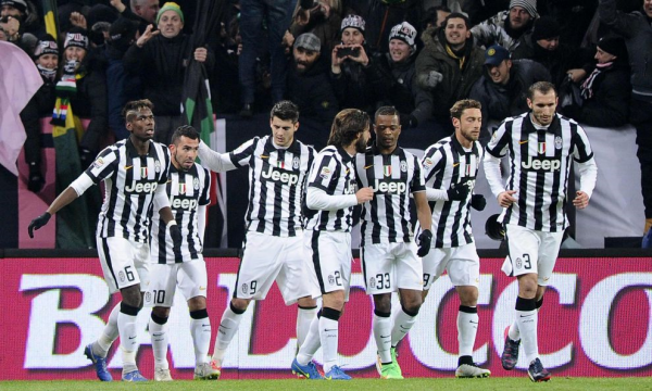 Une magnifique victoire magistral de la Juventus contre le Milan à la Juventus Stadium.