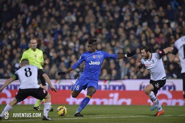 La Juventus fait la mauvaise opération en étant tenu en échec sur la pelouse de Cesena.