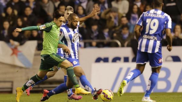 Le Deportivo s'est inclinée contre le Celta au stade de Riazor pour le derby Galicien.