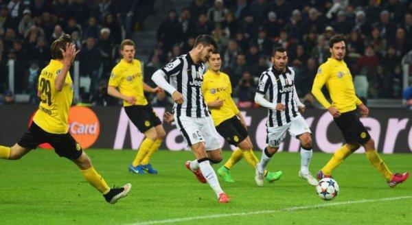 La Juventus a fait le nécessaire pour remporter la victoire contre Dortmund.