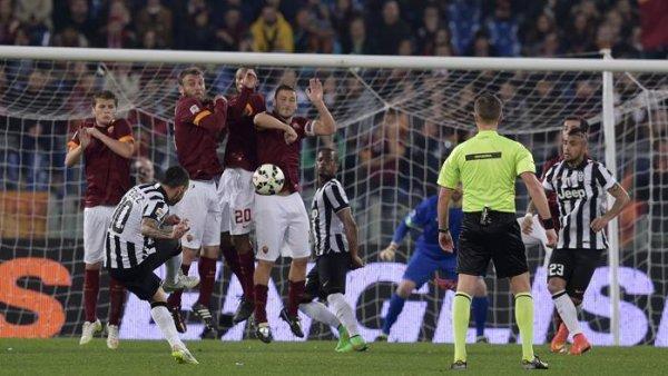La Juventus ramène un bon point précieux de son déplacement sur la pelouse de la Roma