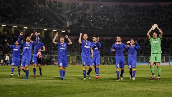 La Juventus remporte une précieuse victoire sur la pelouse de Palerme.