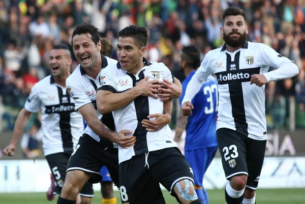 Défaite surprenante de la Juventus qui a perdu sur la pelouse de Parma.