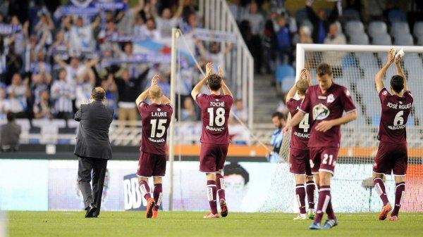 El Deportivo saco un punto valioso en su visita en el campo de la Real Sociedad.