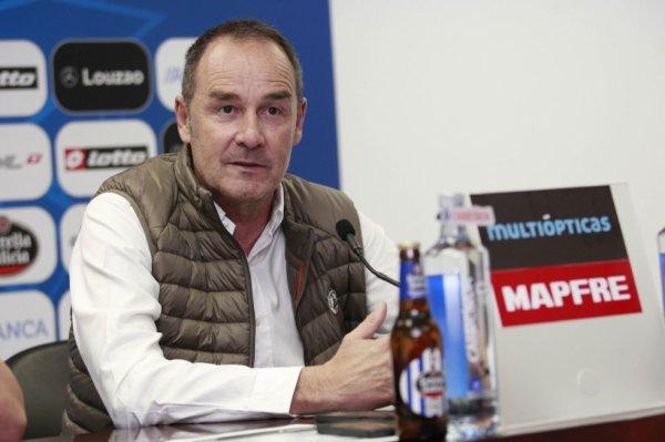El Consejo de Administración del Deportivo a decidido de destituir a Víctor Fernández.