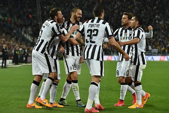 Magnifique victoire de la Juventus à domicil contre la Lazio à la Juventus Stadium.