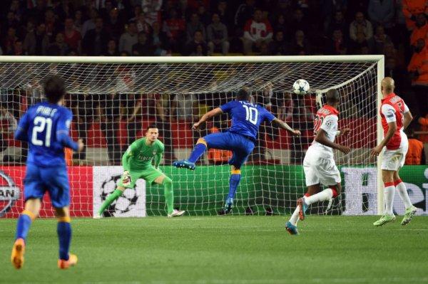 La Juventus se qualifie pour la demi-final en faisant match nul sur la pelouse de Monaco.