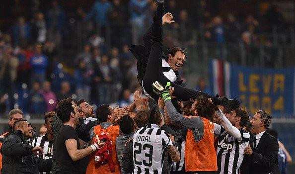 Une victoire essentiel de la Juventus sur la pelouse de la Sampdoria pour etre champion