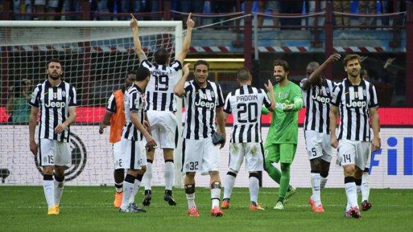 Une semaine parfaite de la Juventus qui s'est imposée sur la pelouse de l'Inter.