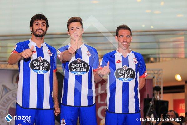 Les transfers finals du Deportivo pour la saison 2015-2016.