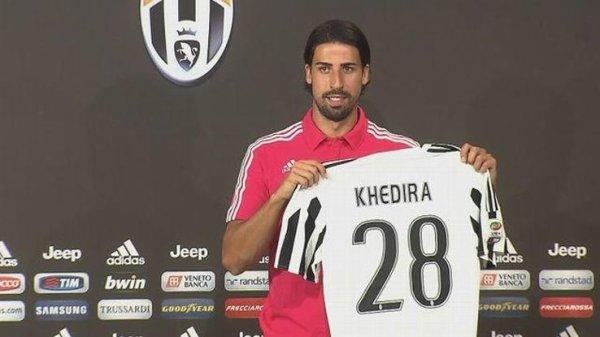 Les transferts finals de la Juventus pour la saison 2015-2016.