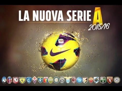 Les résultats finals de la 2 journée de la Série A Tim 2015-2016.