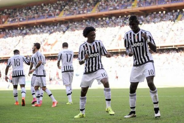 La Juventus a remporté sa 1 victoire de la saison sur la pelouse de Genoa.