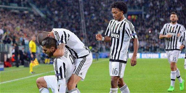 Magnifique victoire de la Juventus à domicil contre l'équipe de Bologne.