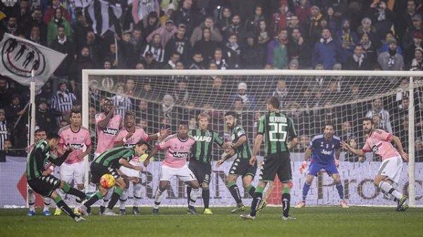 La Juventus navigue en pleine crise en perdant sur la pelouse de Sassuolo.