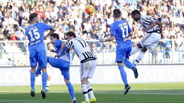Magnifique victoire de la Juventus qui fait la bonne opération sur la pelouse de l'Empoli.