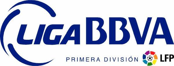 Les résultats finals de la 12 journées de la Liga BBVA 2015-2016.