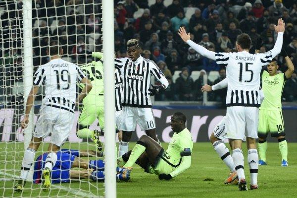 Très bonne opération de la Juventus qui s'est imposée à domicil contre Manchester City.