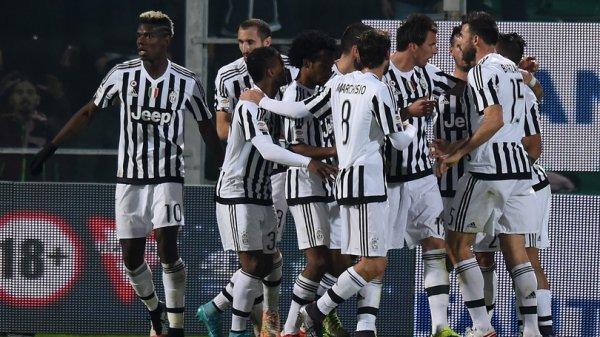 Magnifique exploit de la Juventus qui s'est bien imposée sur la pelouse de Palerme.