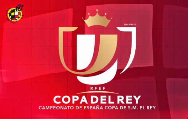 Les résultats finals des 1/16 de final aller de la Copa del Rey 2015-2016.
