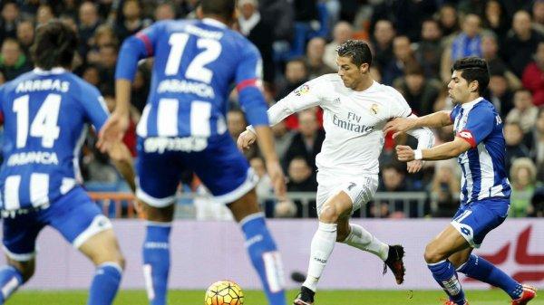 El Deportivo no merecio de perder asi en el campo del Real Madrid en el Bernabeu.