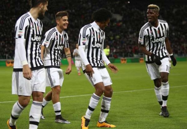 La Juventus s'est imposée difficilement contre l'équipe de Genoa à la Juventus Stadium.