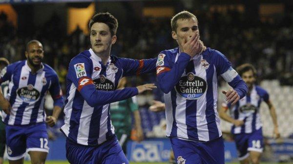 El Deportivo no ha podido ganar al empatar otra vez contra el Betis en Riazor.