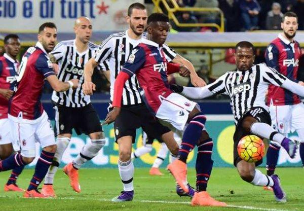 La Juventus a pu obtenir un bon point en faisant match nul sur la pelouse de Bologne.