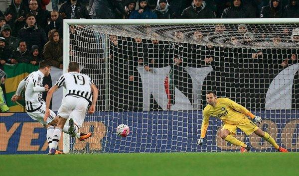 Magnifique exploit de la Juventus qui s'est bien imposée à domicil contre l'Inter.