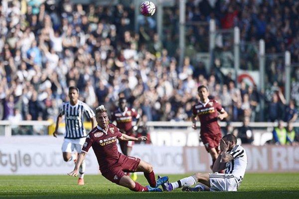 Magnifique exploit de la Juventus qui s'est imposé sur la pelouse de Torino pour le derby