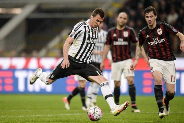 La Juventus fait une excellente opération en gagnant sur la pelouse de Milan à San Siro.