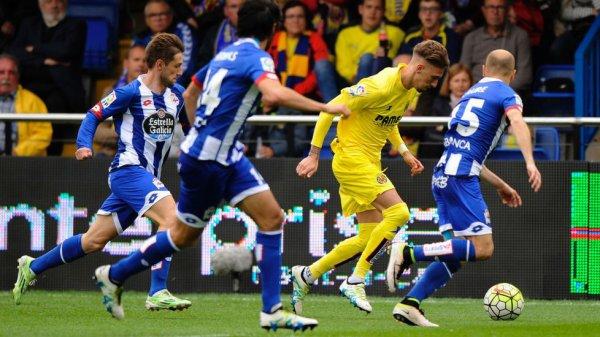 El Deportivo seguira un anos mas en Primera Division al ganar en el campo del Villareal.