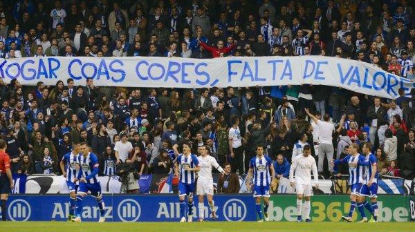 El Deportivo despidio la temporada perdiendo contra el Real Madrid en el estadio Riazor.