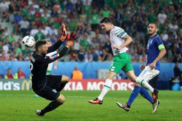 L'Italie s'est incliné contre l'Irlande ou l'équipe de Conte à joué avec une formation B.