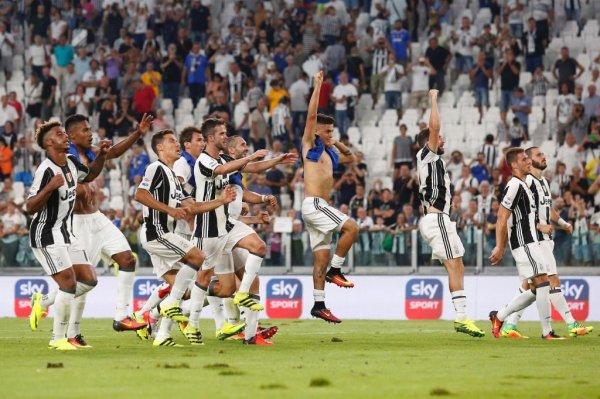 La Juventus a obtenue sa 3 victoire consécutif à domicil en battant Sassuolo.