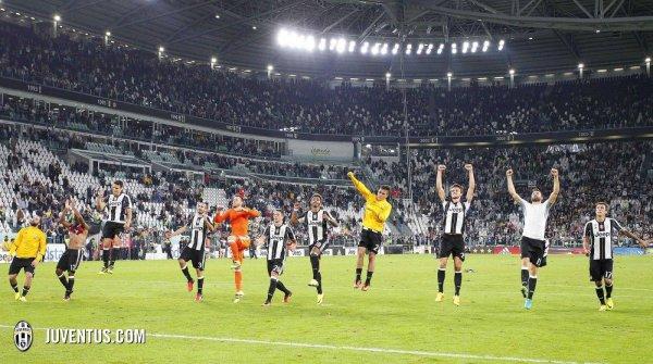 La Juventus s'est repris de ca defaite à l'Inter en s'imposant largement contre Cagliari.