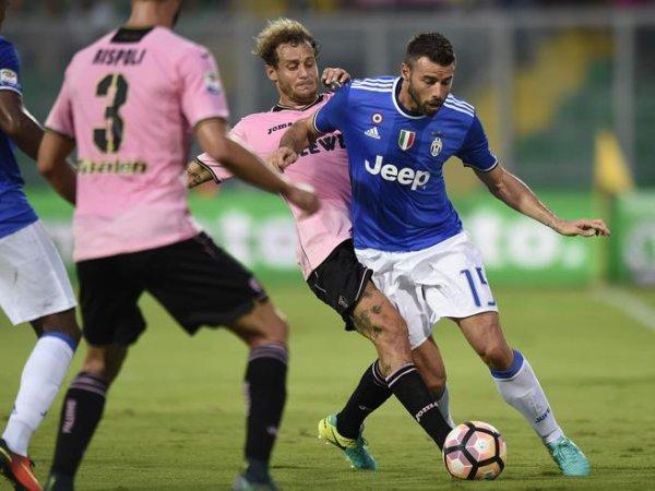 La Juventus a souffert pour remporter une victoire importante sur la pelouse de Palerme.