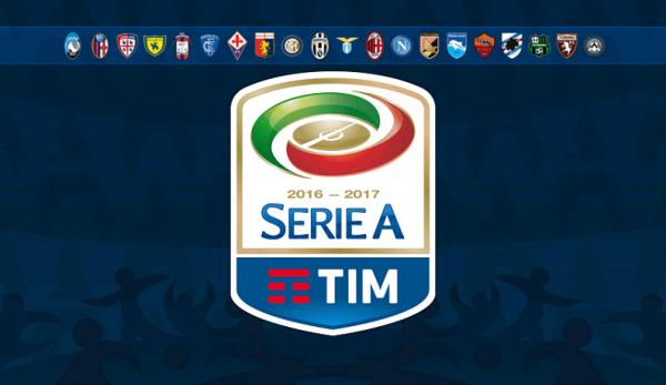 Les résultats finals de la 7 journée de la Série A Tim 2016-2017.