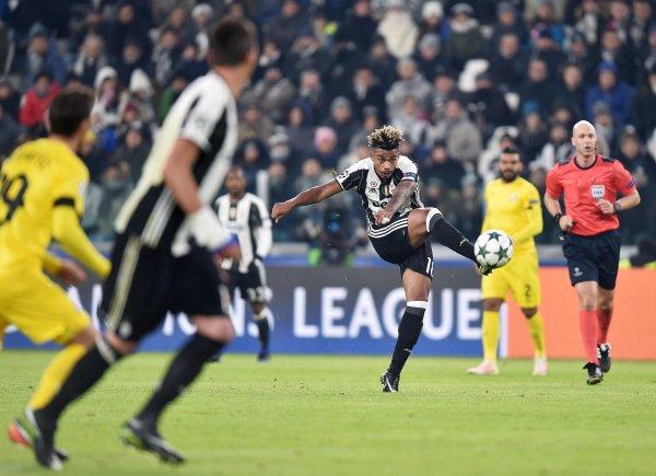 La Juventus a fait le nécessaire pour s'imposé à domicil contre le Dinamo Zagreb.