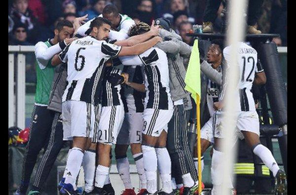 Magnifique performance de la Juventus qui 'est imposé à Torino pour le deby de la Mole.