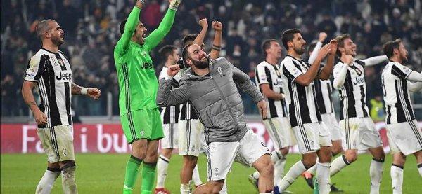 Bonne opération de la Juventus qui s'est imposée difficilment à domicil contre la Roma.