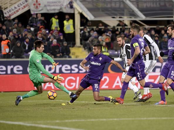 La Juventus s'est inclinée sur la pelouse de la Fiorentina en concedant sa 4 défaite.