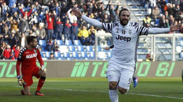 La Juventus a remporté une victoire importante sur la pelouse de Sassuolo.