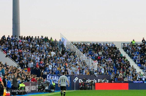 El Deportivo cayo muy derrotado sobre el campo del Leganès y en estado de alarma.