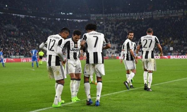 La Juventus a fait le nécessaire pour remporter une victoire à domicil contre l'Empoli.