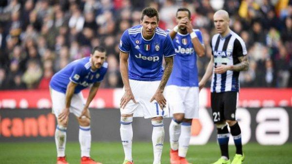 La Juventus n'a pas pu gagner en faisant match nul sur la pelouse de l'Udinese.