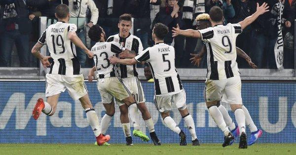 La Juventus a eu du mal pour venir à bout à domicil contre l'équipe de Milan.