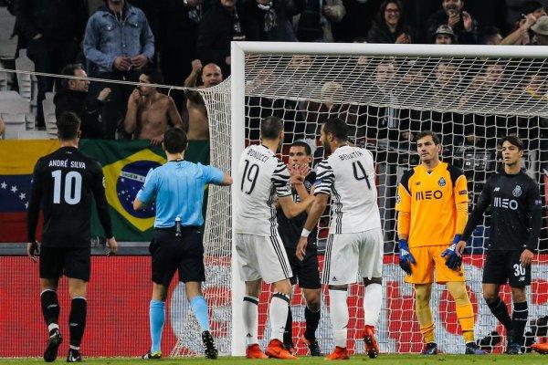 La Juventus a fait le nécessaire pour se qualifier pour le tour suivant en battant Porto.