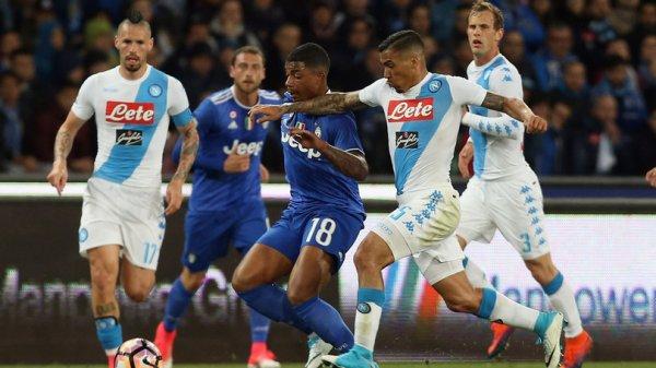 La Juventus a pu obtenir un bon point précieux de son déplacement à Napoli.