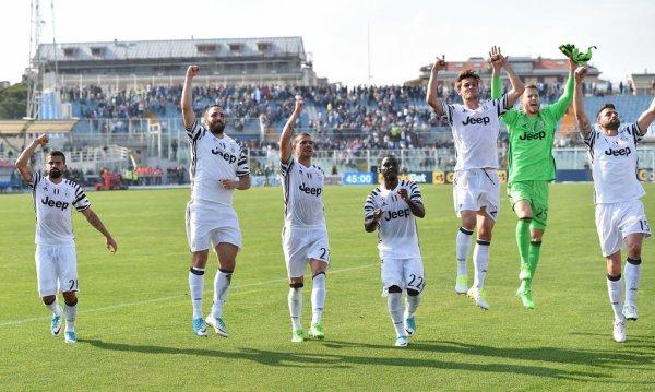 La Juventus a fait le nécessaire pour s'imposer sur la pelouse de Pescara.